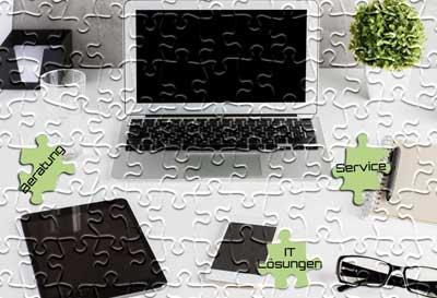 Puzzle - EDV Betreuung Margotti IT